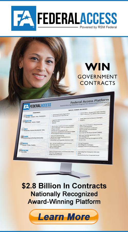 Federal Access Platform | RSM Federal